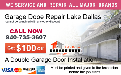 Lake Dallas Garage Door Repair  Coupon Lake Dallas TX